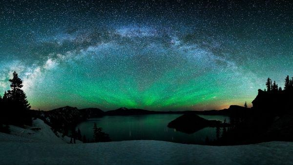 aurora boreal wallpaper HD   Aurora boreal, Fenômenos naturais, Auroras  boreais